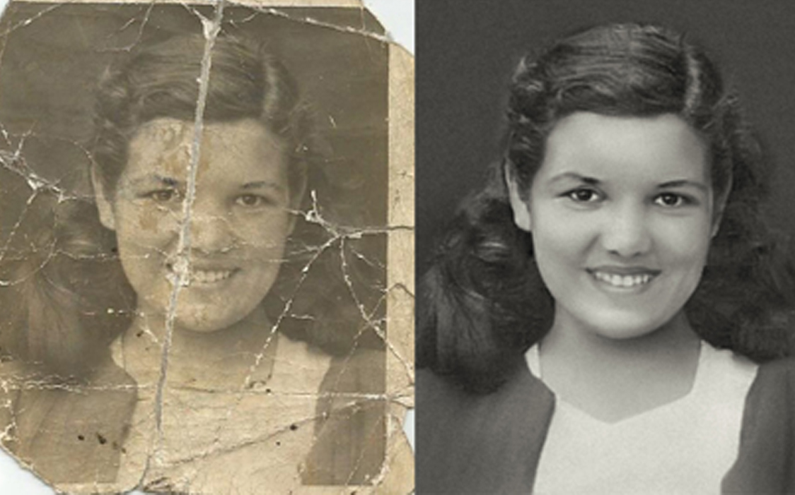 Image result for photo restoration