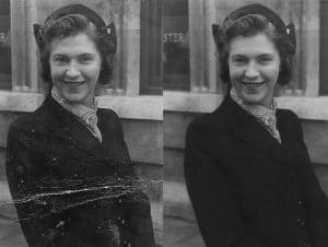 Photograph Restoration Service