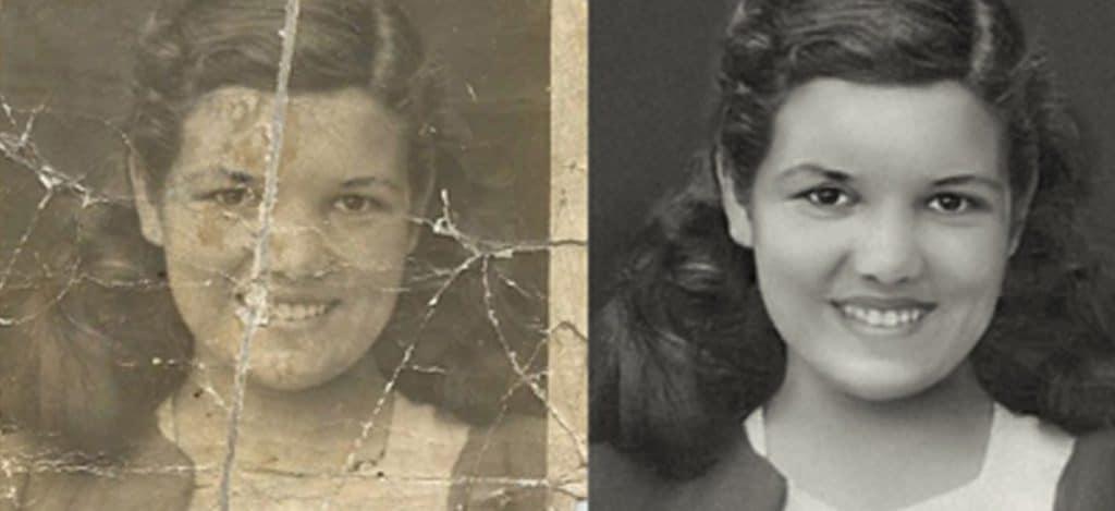 restore old photos