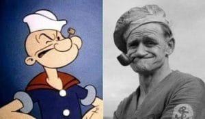 Cultural Origins of Popeye